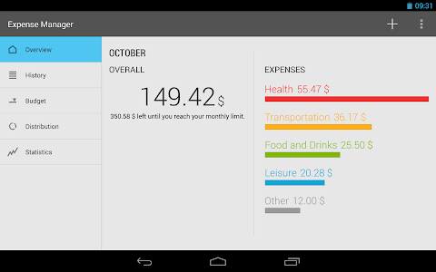Expense Manager v2.2.4 (Unlocked)
