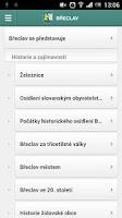 Screenshot of Břeclav