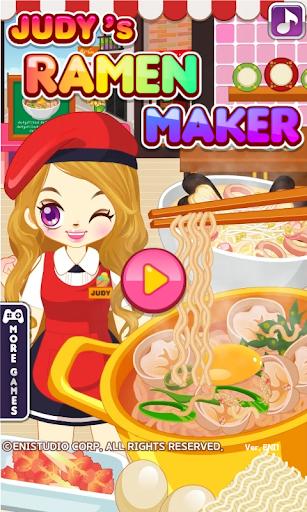 Judy's Ramen Maker - Cook