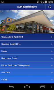 ALDI Australia - screenshot thumbnail