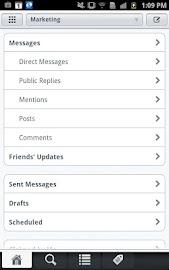 SocialEngage Screenshot 1