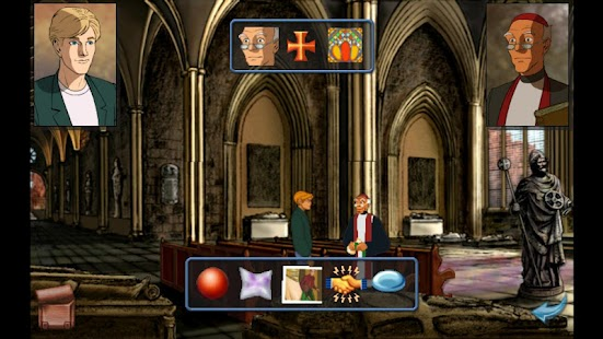 Broken Sword: Director's Cut Screenshot 30