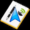 GPStoDiary logo