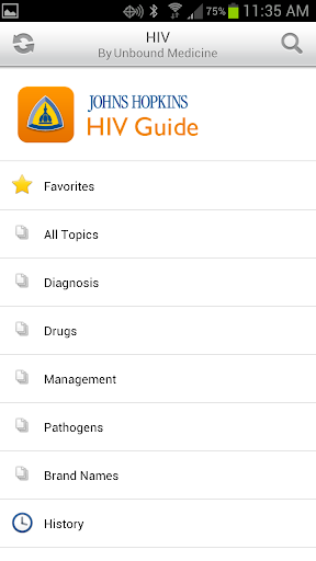 Johns Hopkins HIV Guide