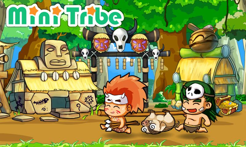 Mini Tribe - screenshot