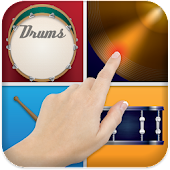 Virtual Drum Set