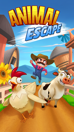 Animal Escape Free - Fun Games 1.1.7 screenshot 4828