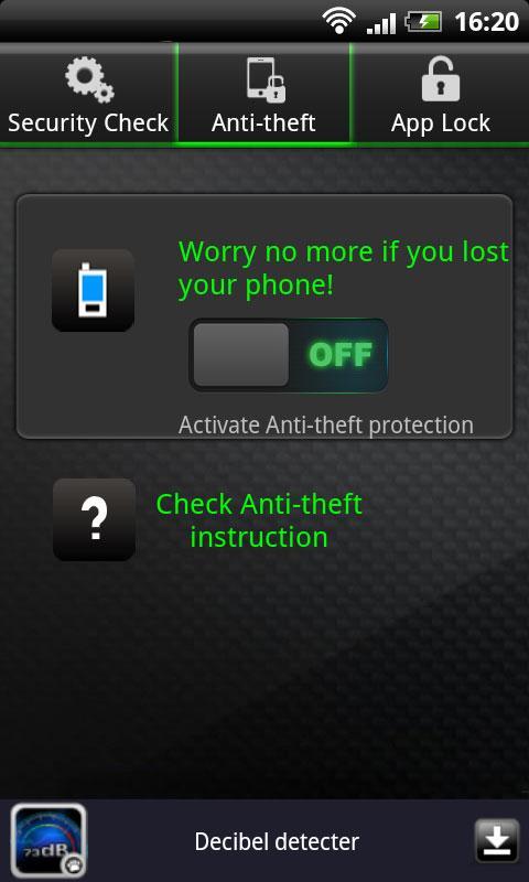 Safety Guard- screenshot