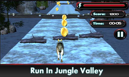 Wild Wolf - 3D Run