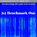 )s) Benchmark One logo