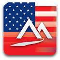 North America Maps logo