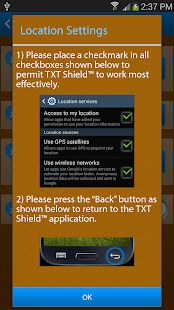 TXT SHIELD™ GOLD - screenshot thumbnail