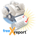 FreeXreports viewer 1.19 logo