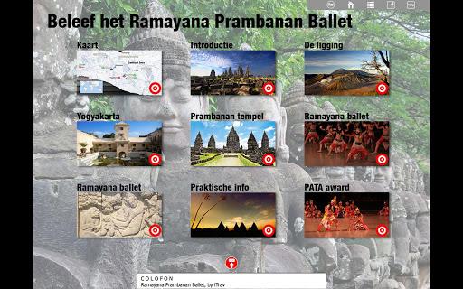 Ramayana Prambanan Ballet NL