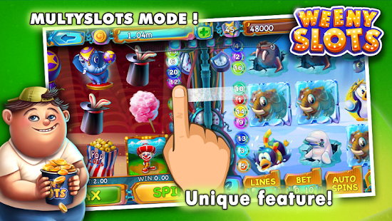 Weeny Slots- screenshot thumbnail
