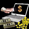 Make Money on the Internet icon