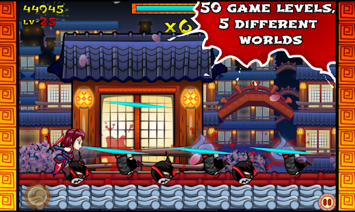 Ninja Slash! Runner- screenshot thumbnail