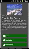 Screenshot of 1001 Lugares no Brasil para co
