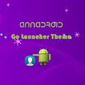 Annadroid Go Launcher Ex Theme logo