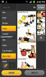 FitnessBuilder- screenshot thumbnail