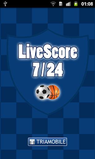 LiveScore 7 24