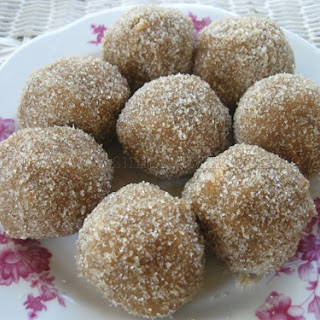 Tambran (Tamarind) Ball.