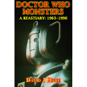 Doctor Who Monsters-Book logo