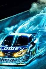 Crazy Race Car