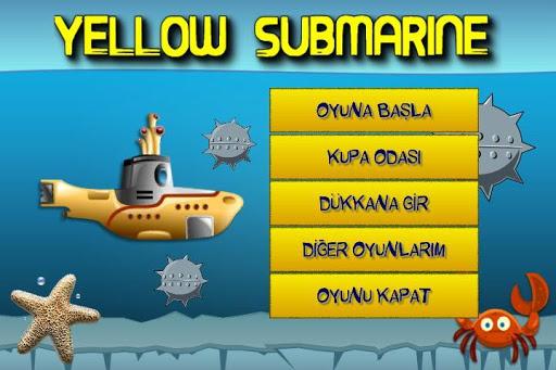 Sarı Denizaltı - Ücretsiz