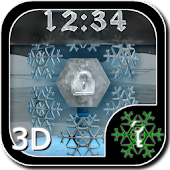 Winter 3D Go Locker Theme