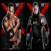 WWE Fighters Game