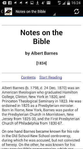 免費下載書籍APP|Notes on the Bible app開箱文|APP開箱王