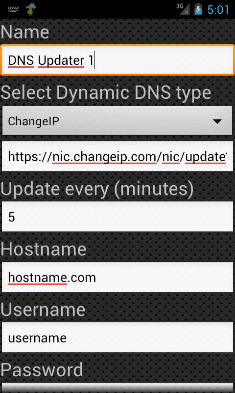 DNS Server- screenshot