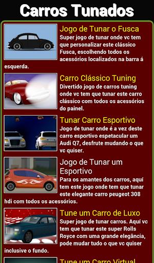 Jogos de carros tunados