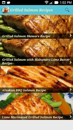 Salmon Recipes easy