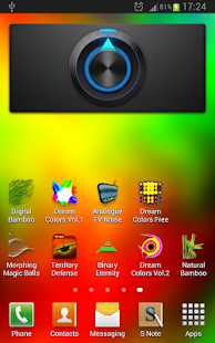Super Bright Flashlight Widget- screenshot thumbnail