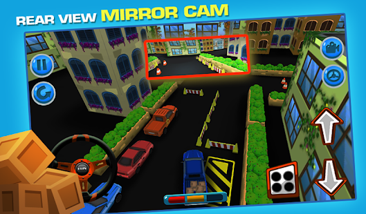 Parking Evolution 3D- screenshot thumbnail
