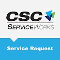 CSC ServiceWorksServiceRequest icon