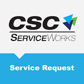 CSC ServiceWorksServiceRequest