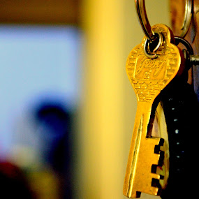 Key by Vipin Pachat - Artistic Objects Other Objects