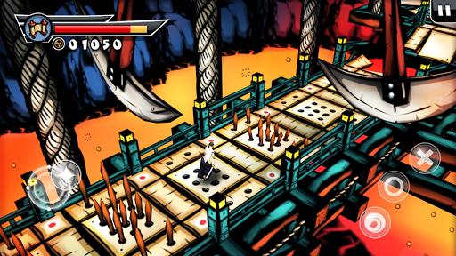 Samurai II: Vengeance game for Android screenshot