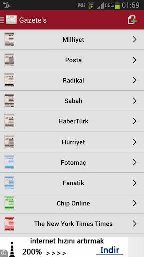 Gazete's