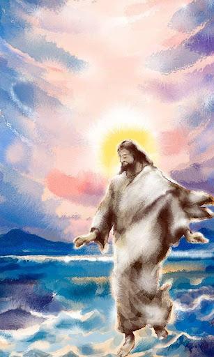 耶稣动态壁纸
