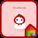 red hood rabbit dodol theme icon