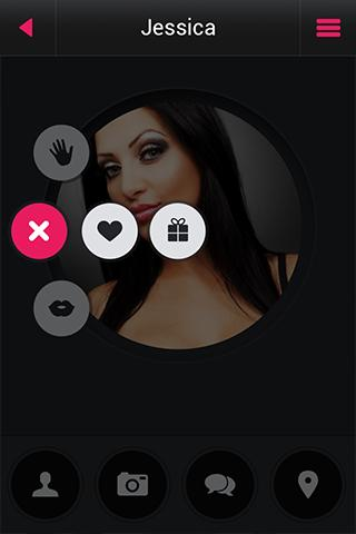 Sex Locator - screenshot
