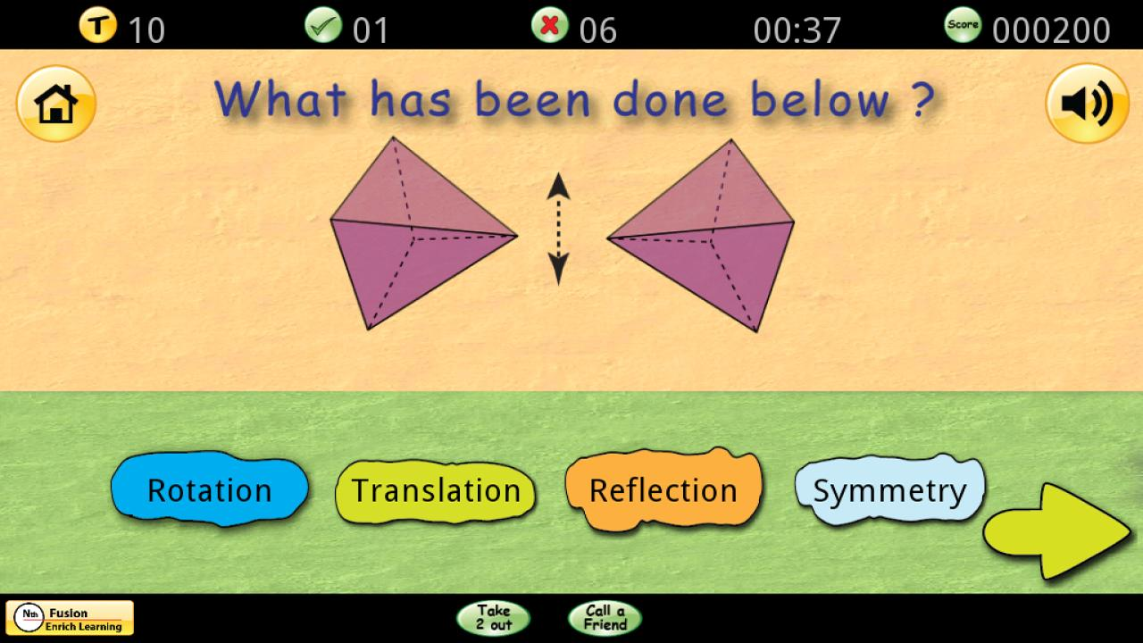 Geometry 4 Kids- screenshot