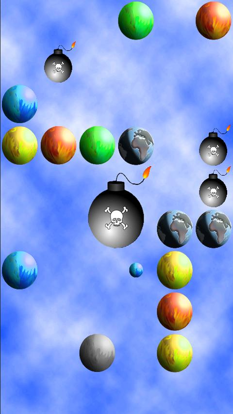 QuickBalls - screenshot