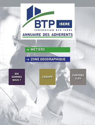FBTP Isère