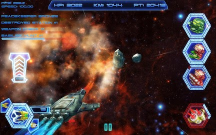 Star Splitter 3D Screenshot 7