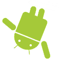 Dancing Droid Widget logo